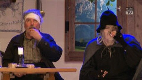 Theater der IG-Theatergruppe St. Oswald 2014