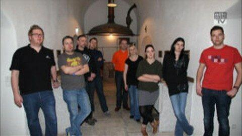 8 junge Biersommeliers in der Brauakademie Freistadt ausgebildet