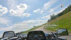 Motorradtour von St. Johann am Wimberg bis Feldkirchen