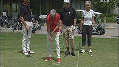 Mitzi's Golfturnier in St. Oswald