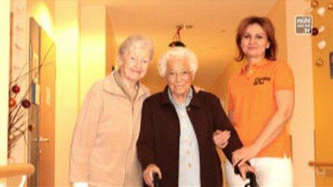 Stefanie Kürner aus Sankt Peter am Wimberg wird 105 Jahre alt