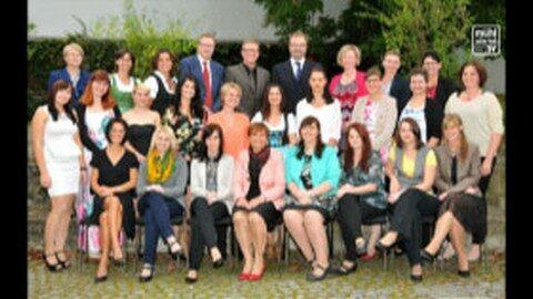 Geschafft! 17 Absolventinnen der Gesundheits- und Krankenpflegeschule Freistadt