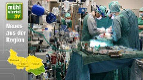 Erste Implantation eines Kunstherzens an Mühlviertler