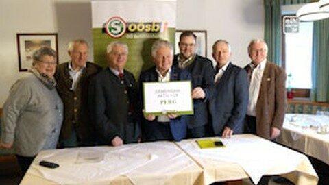 Tour des OÖ Seniorenbundes in Grein – Bezirk Perg