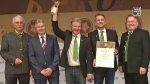 Bronze für den Freistädter Rotschopf beim European Beer Star 2015