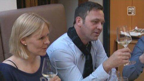 Weinverkostung für den Freistädter Stadtwein