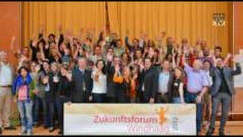 Jugendsymposium 2012: Wir gestalten unsere Lebensräume selbst!