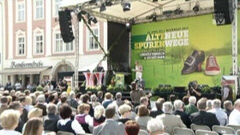 Eröffnung Landesausstellung in Freistadt