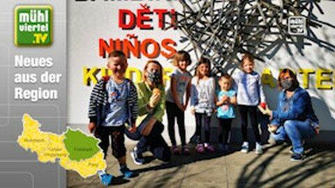 Flexible Kinderbetreuung im Sommer 2020 in Freistadt