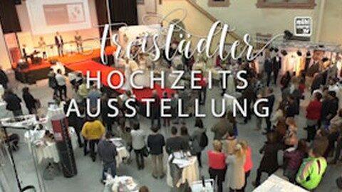 Ankündigung Hochzeitsausstellung in Freistadt