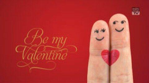 Spezialgutschein zum Valentinstag