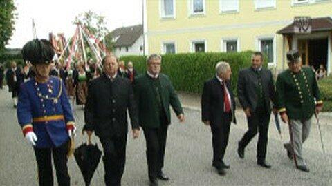 Landesgardefest in Bad Leonfelden