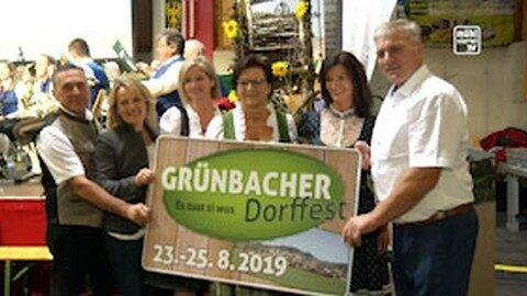 Grünbacher Dorffest 2019