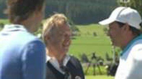 Promi-Golfturnier in St. Oswald 2009