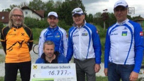 Mountainbike Charity Lichtenberg