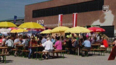 Rindfleischkirtag vom RZO in Freistadt 2016