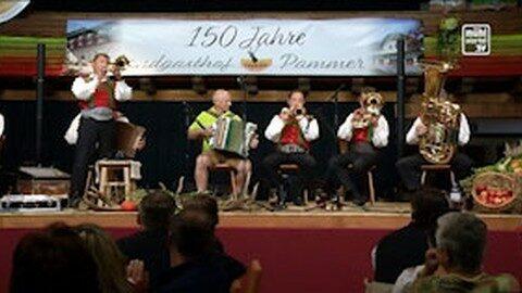 150 Jahre GH Pammer in Mardetschlag