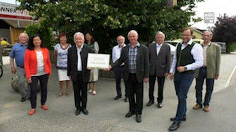 Seniorenbund-Tour durch Freistadt
