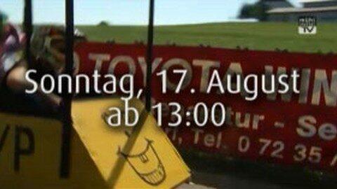 Ankündigung Seifenkistenrennen in Alberndorf 2014