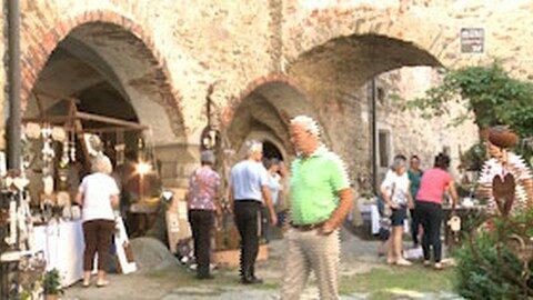 Handwerksmarkt auf Burg Piberstein
