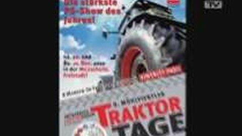 Ankündigung Traktorschau Freistadt