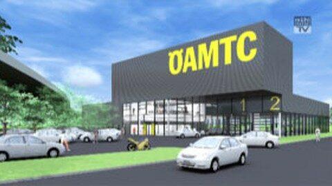 Baubeginn für den neuen ÖAMTC-Stützpunkt Linz-Urfahr