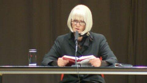 Lesung Erika Pluhar in Rohrbach
