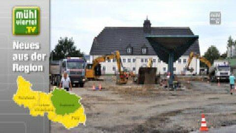 Neugestaltung Stifterplatz-Freistadt
