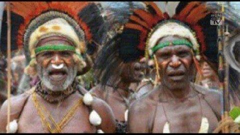 Abenteuer Papua Neuguinea in einem interessanten Reisevortrag