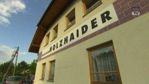 JW bei Fa. Holzhaider u. Vortrag Andreas Schutti