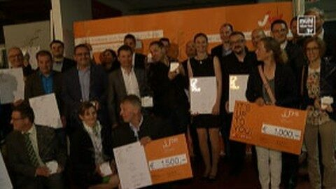 Verleihung des OÖ Jungunternehmerpreises