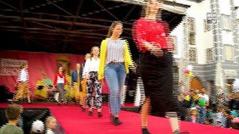 Lange Einkaufsnacht – Modenschau in Freistadt