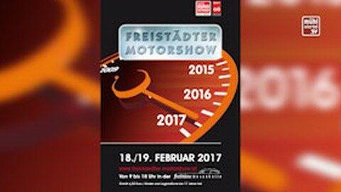 Ankündigung: Motorshow in Freistadt