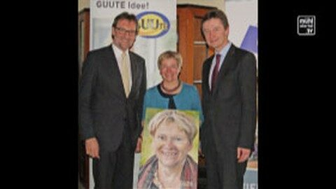 GUUTE Auszeichnung für ehemalige Bürgermeisterin LAbg. Uli Böker