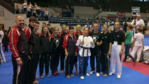 Mühlviertler bei Taekwondo-EM