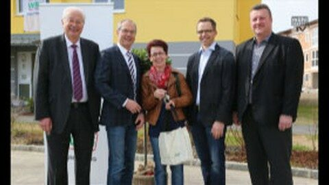 9 neue WSG-Wohnungen in Pregarten übergeben