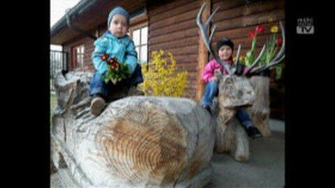 Ankündigung: Saisoneröffnung Jagdmärchenpark Hirschalm