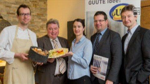 GUUTE Unternehmer-Frühstück stand unter dem Thema Kooperation
