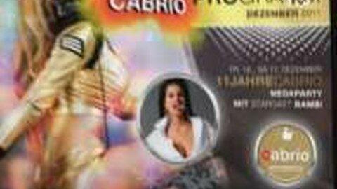 Cabrio – Programm im Dezember 2011