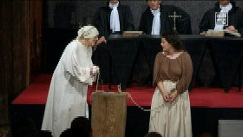 "Theater ""Der Hexenmacher"" in Bad Zell"