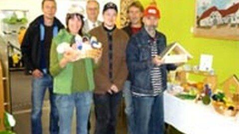 Ausstellung der Lebenshilfe Freistadt
