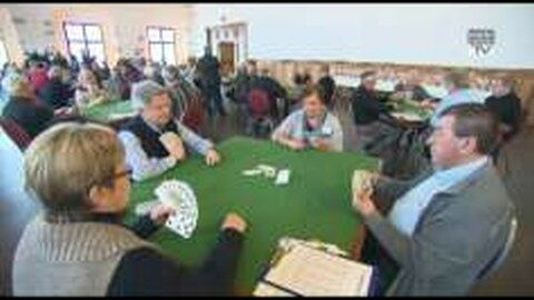 Bezirkstarockturnier des Seniorenbundes Urfahr-Umgebung