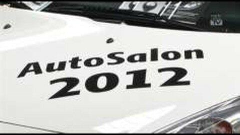 Sterngartl-Autosalon 2012