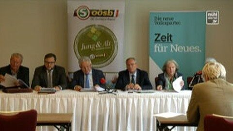 NR-Kandidaten Seniorenbund OÖ – Liste Kurz