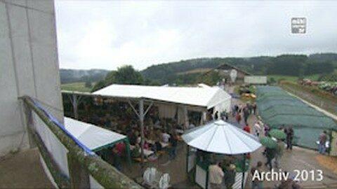 Rückblick: Hoffest beim Baiernaz in Summerau 2013