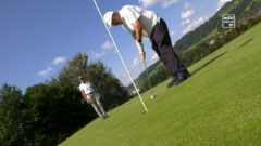 Charity-Golfturnier zugunsten Karibu-World in St. Oswald