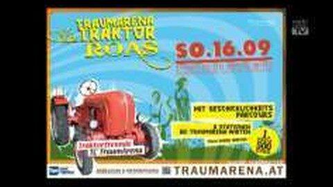 Traktor-Roaß in der Traumarena am 16.09.2012