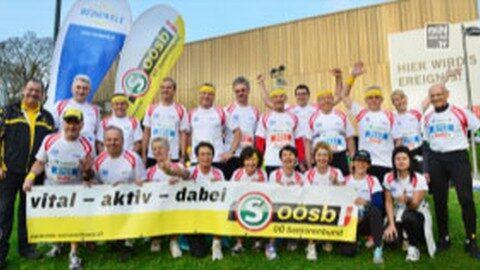 Seniorenbund startet bei Linz-Marathon