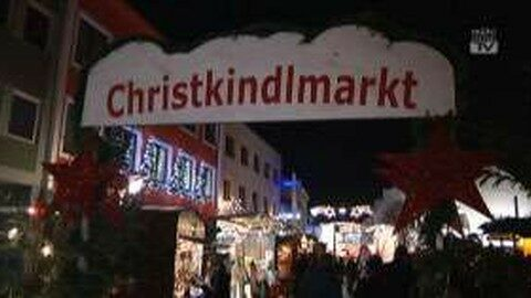 Christkindlmarkt in Perg 2012