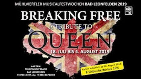 Ankündigung Mühlviertler Musicalfestwochen in Bad Leonfelden 2019